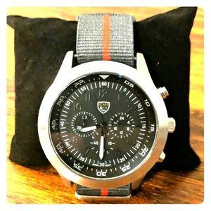 Picard & Cie chronograph watch